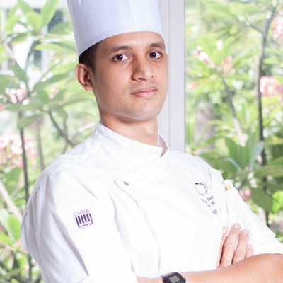 pastry arts school in Malaysia, Pastry Institute of St Honore, Chef Arief Ikram